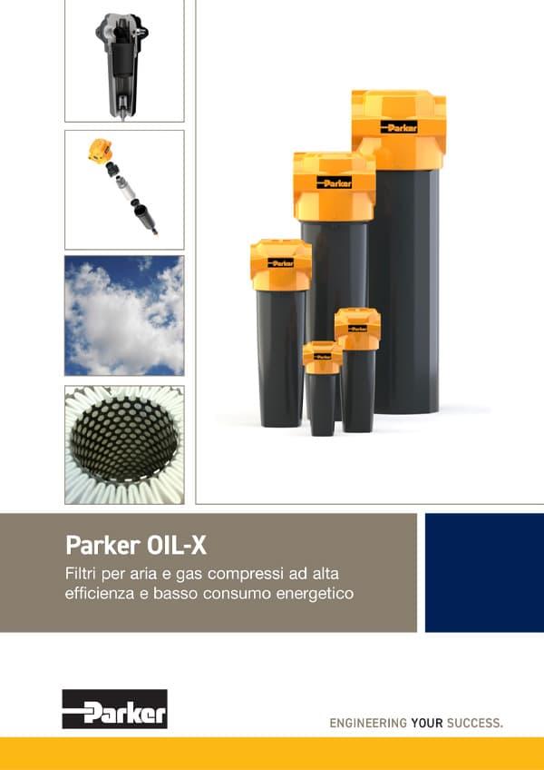 Filtri per aria e gas compressi ad alta efficienza