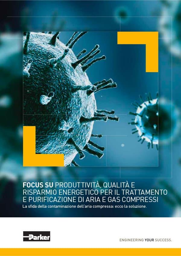 parker focus produttivitàqualità e risparmio energetico trattamento aria